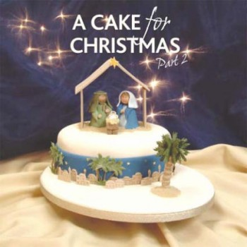 A cake for Christmas part 2