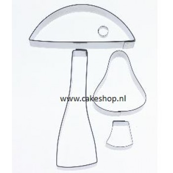 KitBox Mushroom Cutter Set (5)