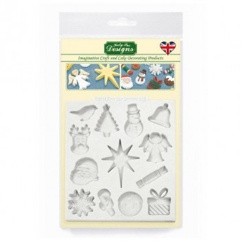 Katy Sue Designs Christmas Embellishments