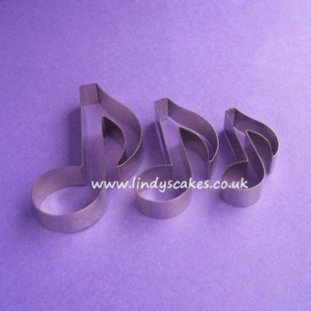 Lindy Smith Musical Note Cutters