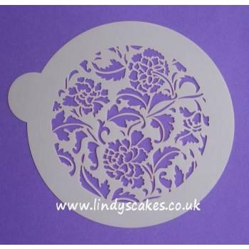 Lindy Smith - Peony Cake Top Design