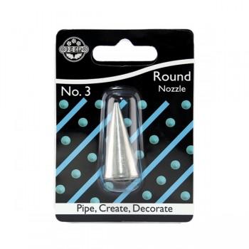 JEM Round Nozzle No.3