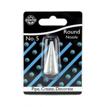 JEM Round Nozzle No.5