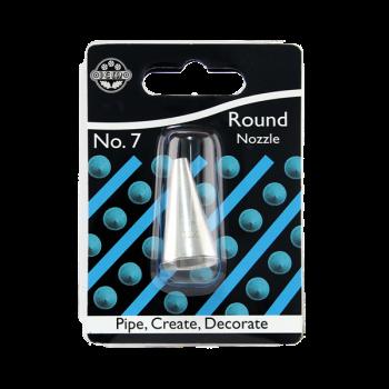JEM Round Nozzle No.7