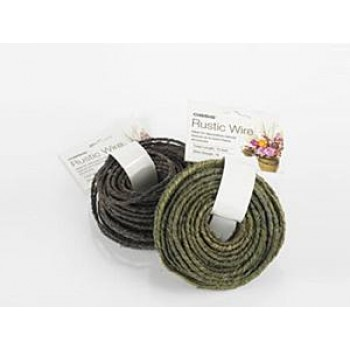 Oasis Rustic Wire Green