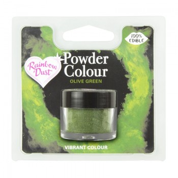 RD Powder Colour - Olive Green