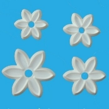 Orchard Products Six Petal Flower Cutter Set  L
