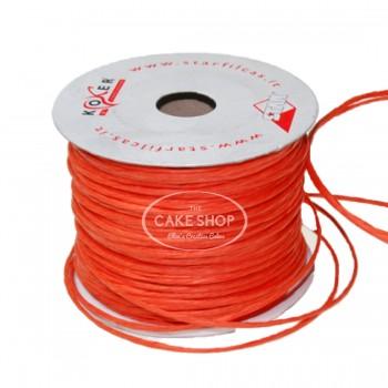 Paper covered wire Orange
