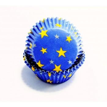 PME Golden Star Standard Baking Cases Pk/60