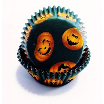 PME Pumpkin Pals Standard Baking Cases Pk/60