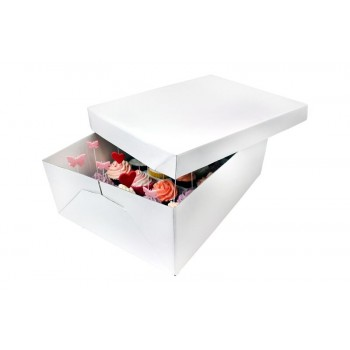 PME Cupcake Box (24) - 14cm high