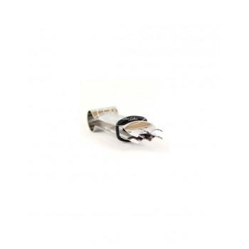 PME Crimper Closed Scallop serrated 19mm