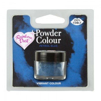 RD Powder Colour - Petrol Blue