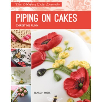Piping on Cakes - Christine Flinn