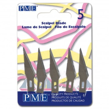 PME Spare Blades for Craft Knife Scalpel