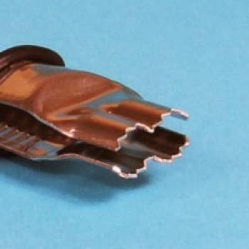 PME Crimper Open Scallop serrated 13mm