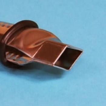 PME Crimper Open Vee Plain 13mm