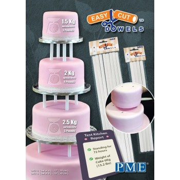 PME Easy Cut Dowels 30cm pk/100