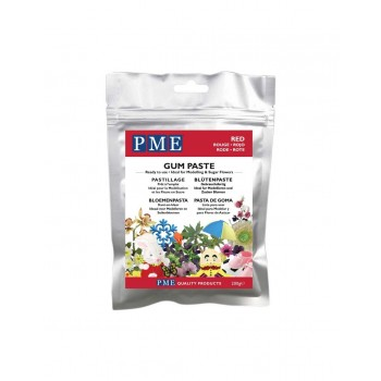 PME Gum Paste Ready to use - Red 200g