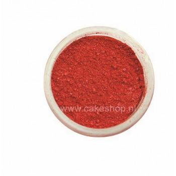 PME Lustre Powder Colour Razzle Dazzle Red