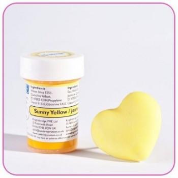 PME Paste Colour Sunny Yellow