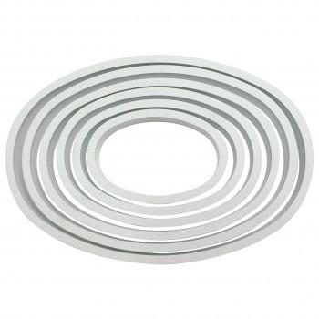 PME Oval Cutter Set/6