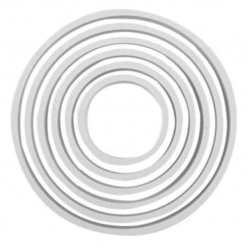 PME Circle Cutter Set/6