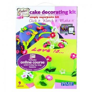 PME Simply Sugarpaste Course Kit