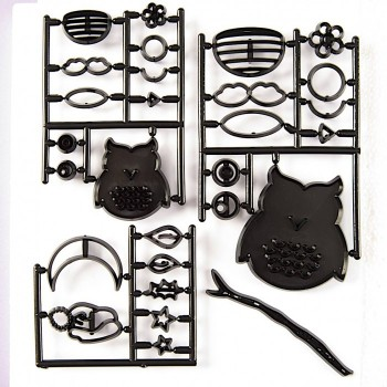Patchwork Cutters The Owl Set