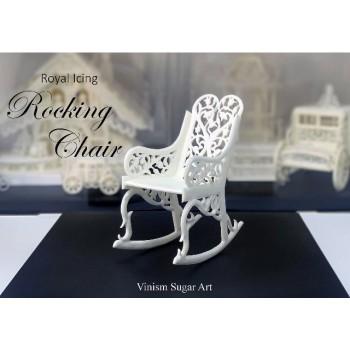 rocking, chair, royal icing, kelvin