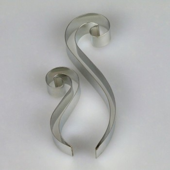 Sugar Artistry S scroll Large & Small