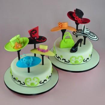 Sugar Artistry Fabulous Hats