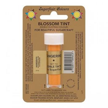 Sugarflair Blossom Tint Edible Dusting Colour - Tangerine