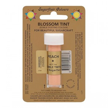 Sugarflair Blossom Tint Edible Dusting Colour - Peach