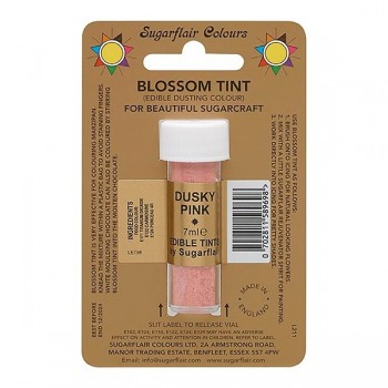 Sugarflair Blossom Tint Edible Dusting Colour - Dusky Pink
