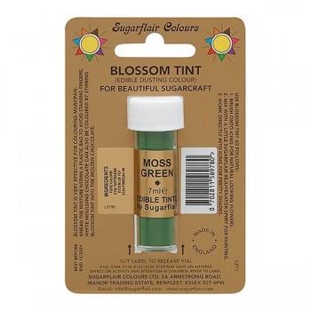 Sugarflair Blossom Tint Edible Dusting Colour - Moss Green