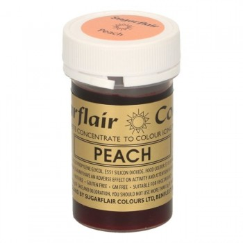 Sugarflair Spectral Peach