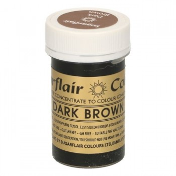 Sugarflair Spectral Dark Brown