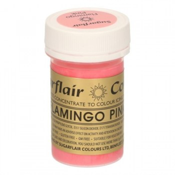 Sugarflair Spectral Flamingo Pink