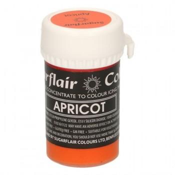 Sugarflair Pastel Apricot