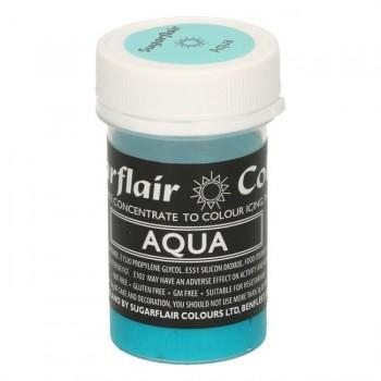 Sugarflair Pastel Aqua