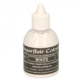 Sugarflair Airbrush Colouring -White- 60ml