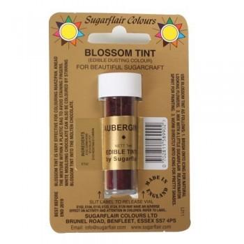 Sugarflair Blossom Tint Edible Dusting Colour - Aubergine