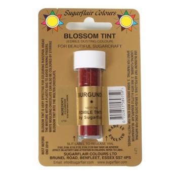 Sugarflair Blossom Tint Edible Dusting Colour - Burgundy