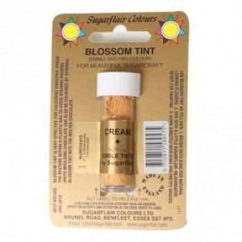 Sugarflair Blossom Tint Edible Dusting Colour - Cream