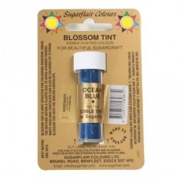 Sugarflair Blossom Tint Edible Dusting Colour - Ocean Blue