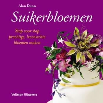 Suikerbloemen - Sugar Flower Skills - Alan Dunn