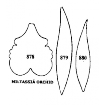 Tinkertech Two Cutters Miltassia Orchid