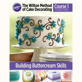 wilton, building buttercream skills