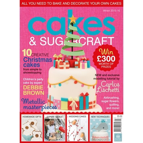 Cakes & Sugarcraft 131 - Winter 2015-2016